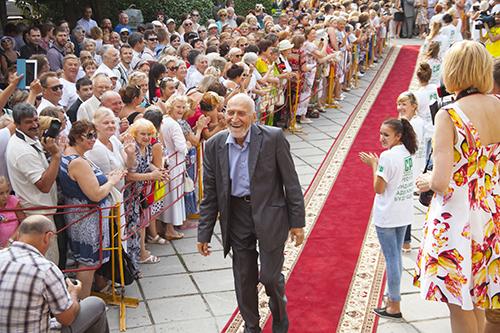 Поздравление Николаю Николаевичу Дроздову